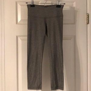 Lululemon Wunder Under Crop Pants - size 2